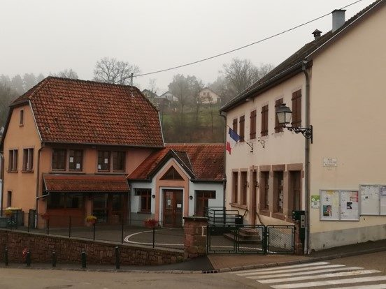 École de Neubois