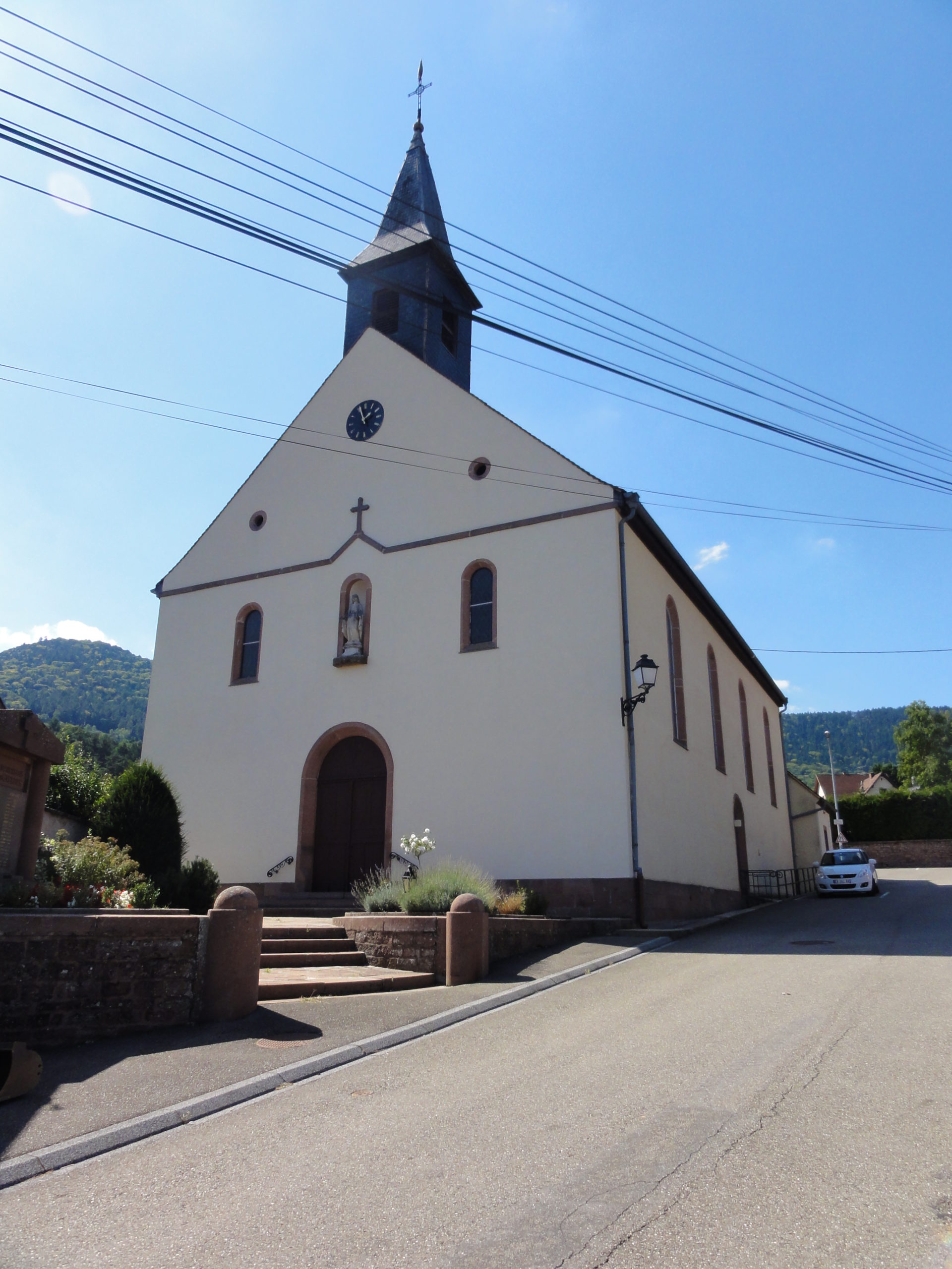 Église Saint Materne de Neubois