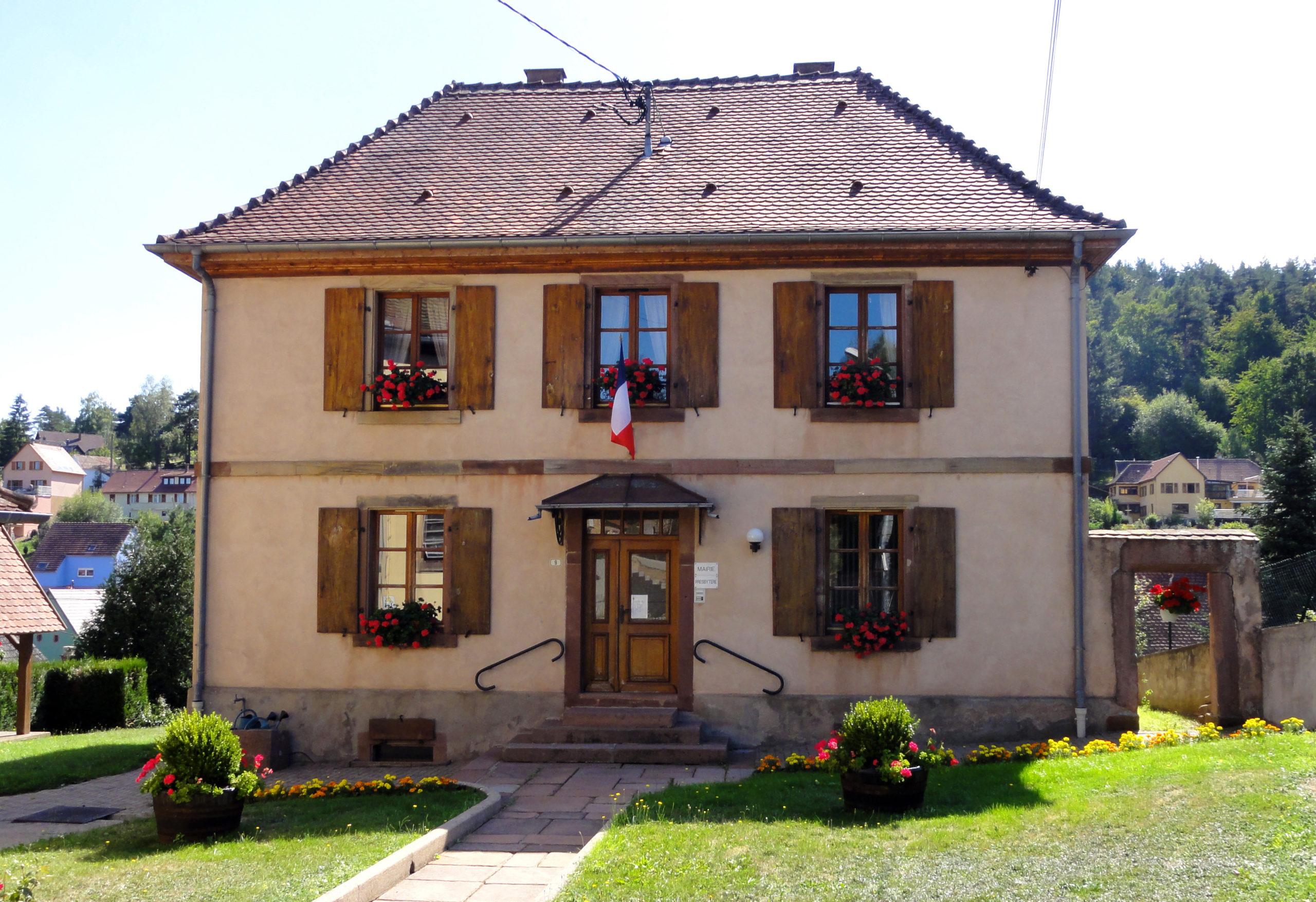 Mairie de neubois