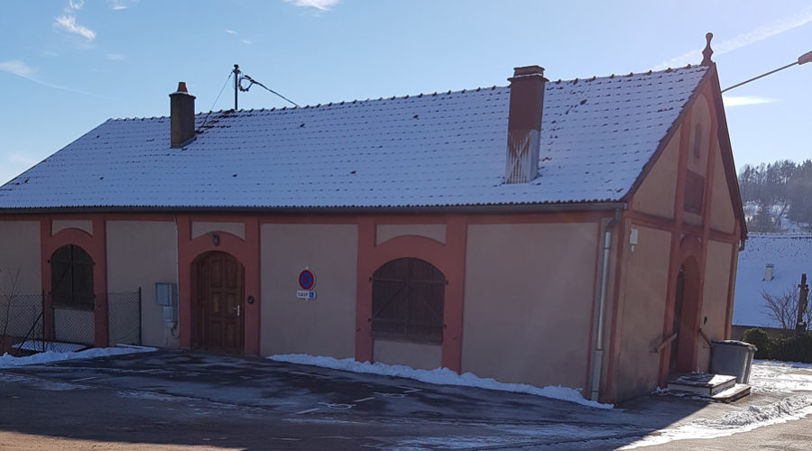 Salle polyvalente Saint Materne de Neubois
