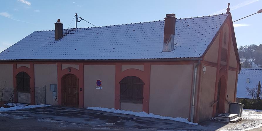 Salle St Materne